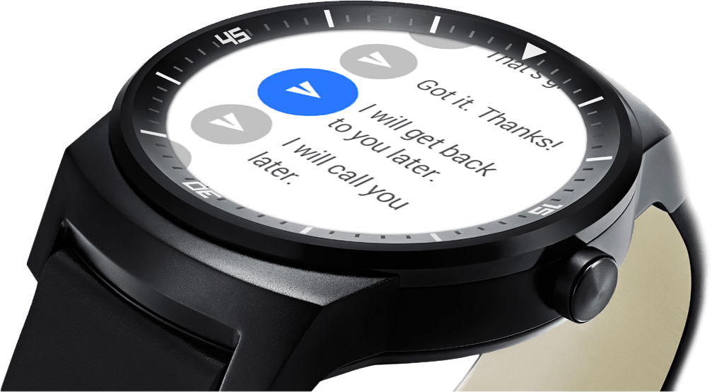 TypeApp Android Wear